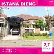 Rumah Bagus Luas 172 Di Istana Dieng Kota Malang _ 043.20 (23452407) di Kota Malang