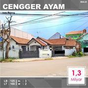 Rumah Poros Jalan Luas 160 Di Cengger Ayam Sukarno Hatta Kota Malang _ 044.20 (23452799) di Kota Malang