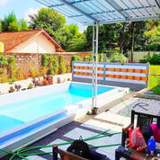 Rumah Villa Area Pakem Kaliurang Tanah Luas Kolam Pribadi (23453555) di Kab. Sleman