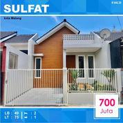 Rumah Baru Luas 75 Di Sulfat Pandanwangi Kota Malang _ 046.20 (23455059) di Kota Malang