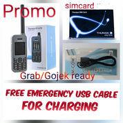 [Promo] Telepon Satelit Thuraya XT Lite Free Prepaid Simcard
