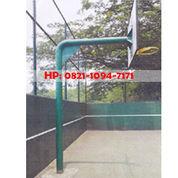 Ring Basket Tiang Tanam Papan Pantul Akrilik Tebal 20 Mm