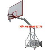 Ring Basket Portable Untuk Indoor Tidak Dapat Dilipat