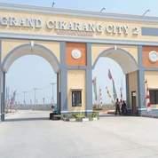 Grand Cikarang City Tahap 2 Diskon DP 50% Harga Terjangkau Ready Stok (23461831) di Kab. Bekasi