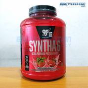 BSN Syntha-6 5 Lbs / 5lb 5lbs 6 Lb Otot Protein Susu Synta Syntha Whey