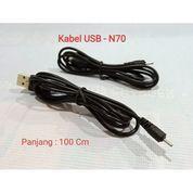 60cm Kabel Cas/ Kabel Charger Usb Untuk Nokia N70 / JACK 2.0
