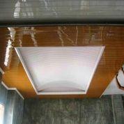 HARGA PLAFON PVC DI TANGERANG PER METER TERASANG