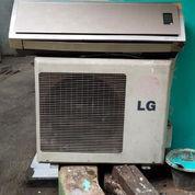 AC Seken 1 1/2 Pk LG Jetcooled + Pasang