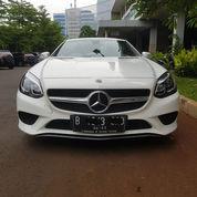 Mercedes-Benz SLC200 AMG Line 2017 Cabriolet White