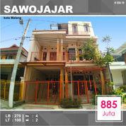 Rumah 3 Lantai Luas 100 Di Sawojajar 1 Kota Malang _ 559.19