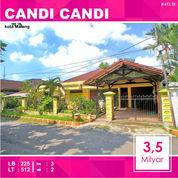 Rumah Bagus Luas 512 Daerah Candi Candi Suhat Kota Malang _ 413.19