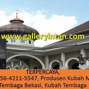 TERPERCAYA, Call 0856-4211-5547, Produsen Kubah Masjid Tembaga Bekasi, Kubah Tembaga