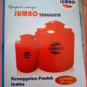 Tangki Air Jumbo + Jasa Pemasangan (23490835) di Kota Surabaya