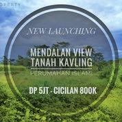 Mendalan View, Tanah Kavling Perumahan Islami (23494535) di Kota Malang