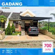 Rumah Murah Luas 119 Di Gadang Regency Kota Malang _ 135.19