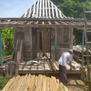 Joglo Panggung 4 X 5m Sudah Teras (23505183) di Kab. Sukoharjo