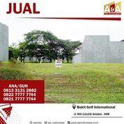 Kavling Di Bukit Golf International Citraland (23507203) di Kota Surabaya