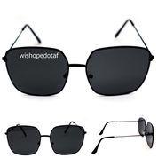 Kacamata Stainless Sunglasses Nik Kasual (23510627) di Kota Jakarta Timur
