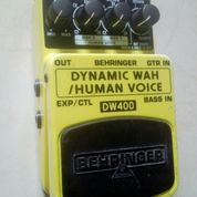 Behringer DW400, Dynamic Wah/Human Voice (23511023) di Kota Depok