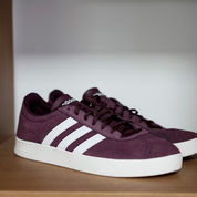 Shoes Adidas VL Court 2.0 Maroon