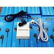Headset Handsfree Earphone Foomee QA06 Wired Audio HD Stereo Sound