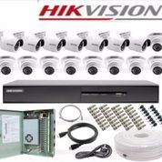 Paket Cctv 16 Channel Hikvision TURBO HD 2MP