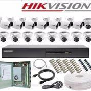 Paket Cctv 16 Channel Hikvision TURBO HD 2MP (23516207) di Kota Jakarta Pusat