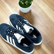 Adidas Sepatu VL Court 2.0 Blue