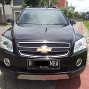 Chevrolet Captiva 2.0L 2011 Matic Diesel Matic Hitam