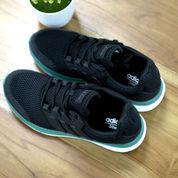Adidas Sepatu Galaxy 4 Black Green