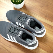 Adidas Sepatu Run Lite Racer Grey