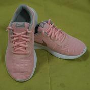 Sepatu Wanita Sneakers Nike Tanjun Pink