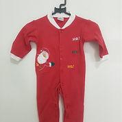 JUMPER BABY RED SANTA