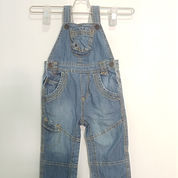 JEANS ZARA BABY OVERALL