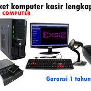 Paket Komputer Kasir Lengkap Berbasis DOS Te2 Computer