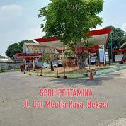 SPBU Pom Bensin Masih Aktif, Strategis, Cut Meutia Raya, Bekasi Timur (23553575) di Kota Bekasi