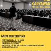 Peluang Penghasilan Untuk Mahasiswa Dan Karyawan Bandung (23555267) di Kota Bandung