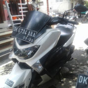 Yamaha N Max Putih Non Abs