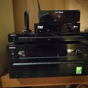 Onkyo Home Theater 7 In 1