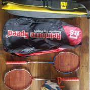 Badminton Set RS (Reinforce Speed)