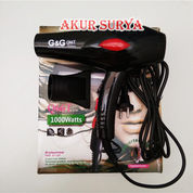 Hair Dryer G & G Q66T