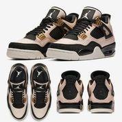 Sepatu Air Jordan 4 Retro Silt Red