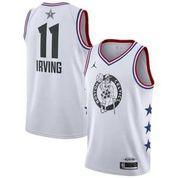 White- Jordan All-Star 2019 Edition White Swingman Jersey - Kyrie Irving (23560891) di Kota Tangerang