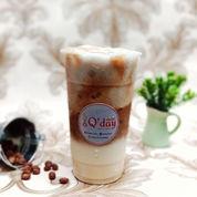 Milk Coffee By Qday Classic Surabaya