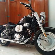 Ruby Vento V 2014 Moge Model Softail