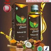 Yolins Varash Classic Natural Oil Minyak Oles Herbal Pijat Segar Wangi Sehat Berkhasiat Obat Luar