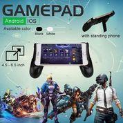 Gamming Handle Phone Stand GAMEPAD For ANDROID IOS Game Handle (23574035) di Kota Surabaya