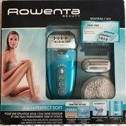 Rowenta Aquaperfect Soft Epilator