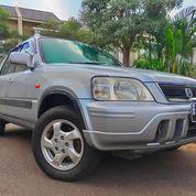 Honda CRV 2002/2001 AT Full Original Pajak Baru Antik Good Condition