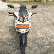 Yamaha Zupiter Z1 2014 Second